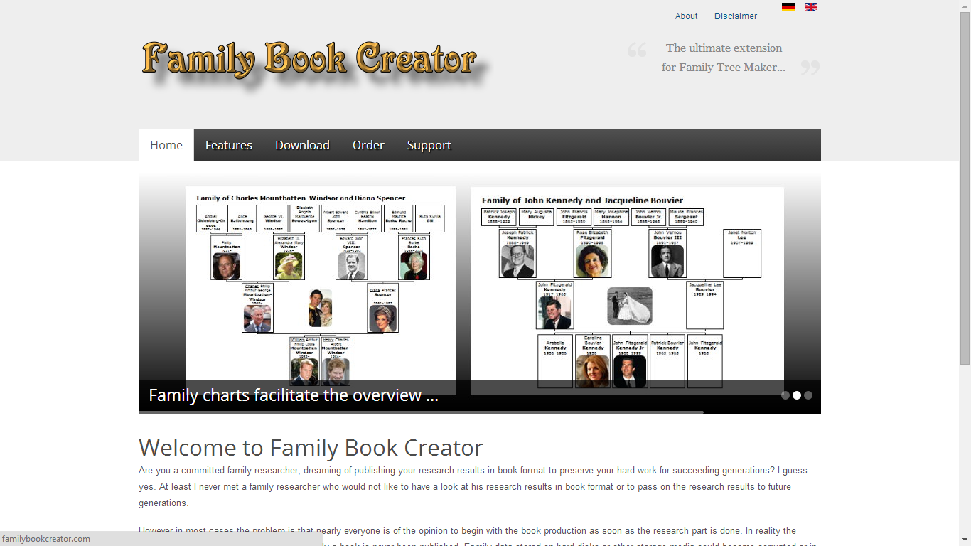 Genea Musings Family Book Creator Post 1 Creating The Book