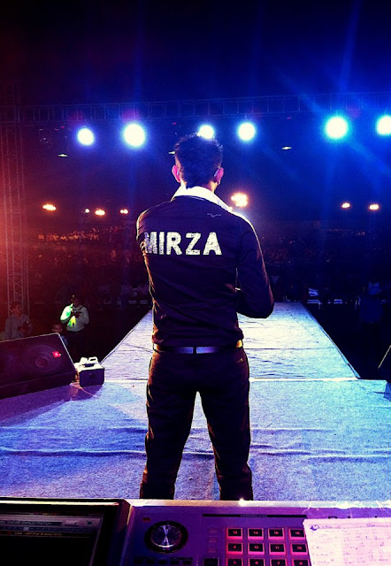 Gippy Grewal Live Show, Punjab University Chandigarh
