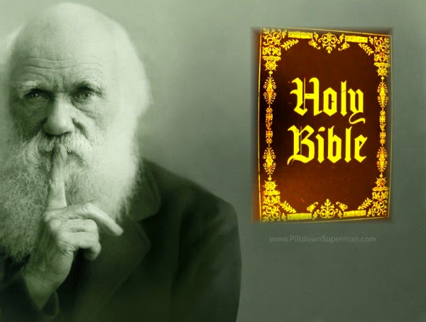 Evolution and atheism cannot account for logic and science. When using them, atheists and evolutionists are borrowing from the biblical worldview, which is the only one that makes sense of these things.