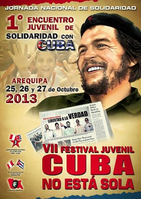 I Encuentro Juvenil de Solidaridad con Cuba