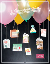 Stampin'Up Handmade from the Heart