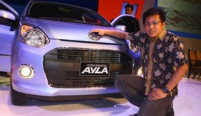 Mark Widjaja, Konseptor Agya Ayla Dari Surabaya