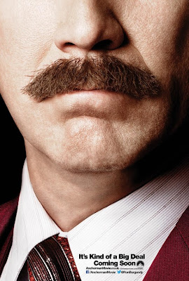 Anchorman 2 Sequel Poster