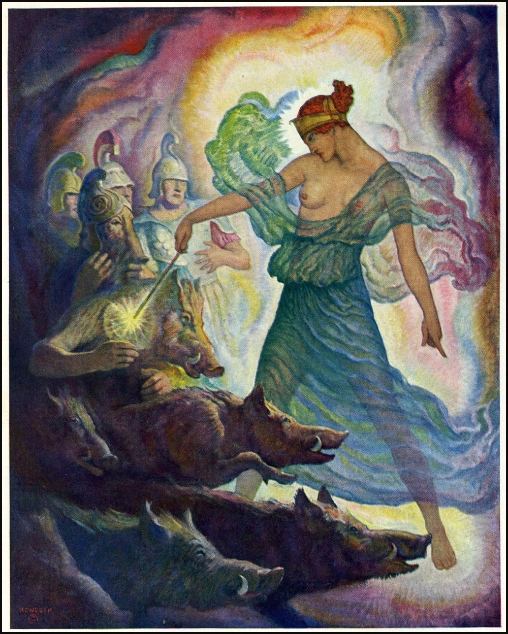 Pellucidar Offerings 3: Odyssey Book | 1032 x 1287 jpeg 262kB