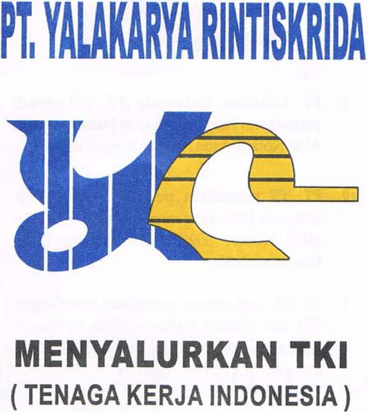 Iklan Promo Seluruh Indonesia: JASA TENAGA KERJA INDONESIA ...