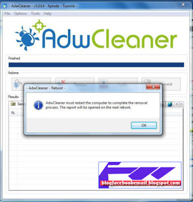 cara membersihkan windows browser dari malware