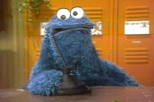 Funniest Sesame Street Characters Cookie Monster