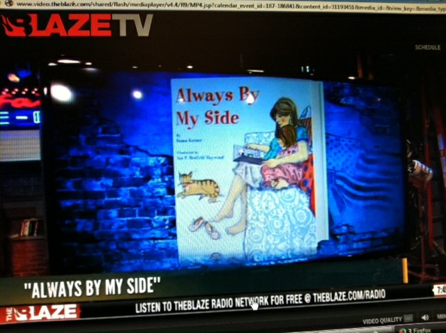 SUS INTERVIEW on BlazeTV!
