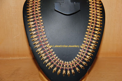 South Indian Mullamottu mala