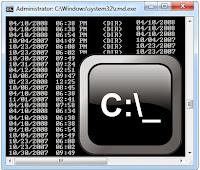 Membuat Daftar Nama File Yang Berada Didalam Suatu Folder