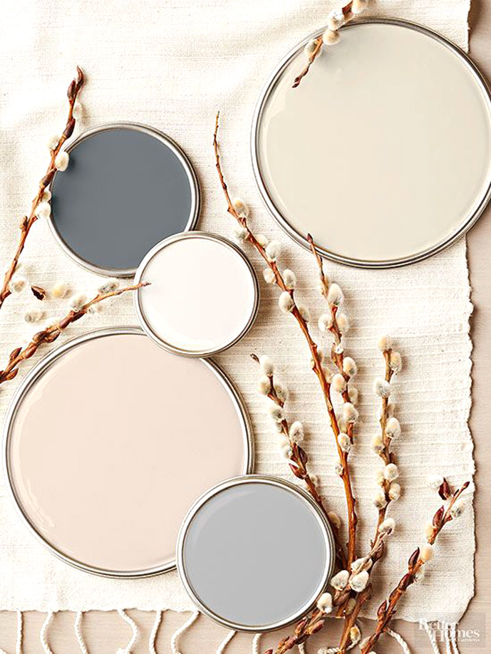 neutral paint colours via via www.fashionedbylove.co.uk