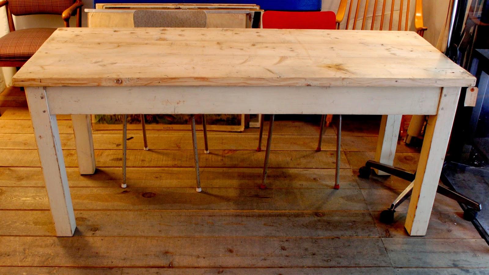 Vintage 4p tu tienda de muebles vintage en madrid las Mesas industriales vintage