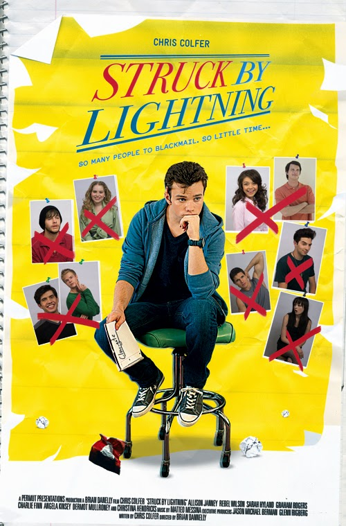 Struck by Lightning (2012) tainies online oipeirates