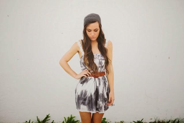 Como Renovar un Vestido con Pintura Textil