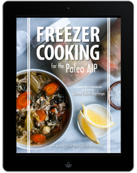 NEW! Freezer Cooking for the Paleo AIP