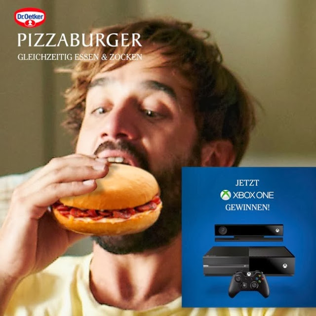 Бургер был настолько невкусный, что его пришлось прифотошопить.
