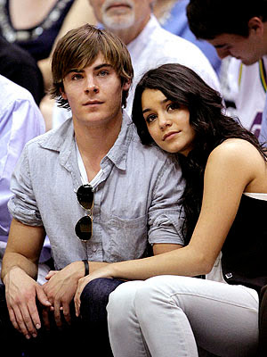 Zac Efron Girlfriend Vanessa Hudgens Photos 2012
