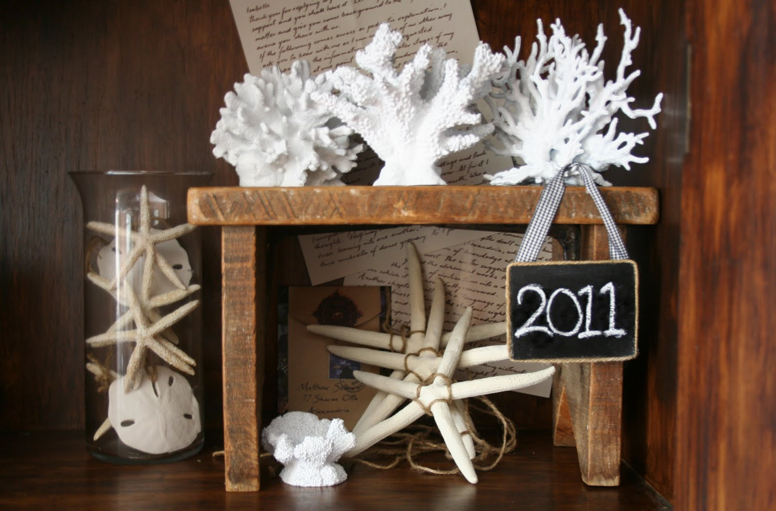 To Make Faux Coral Inspired By Pottery Barn Home Stories A To Z