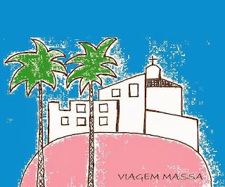 logo do blog Viagem Massa