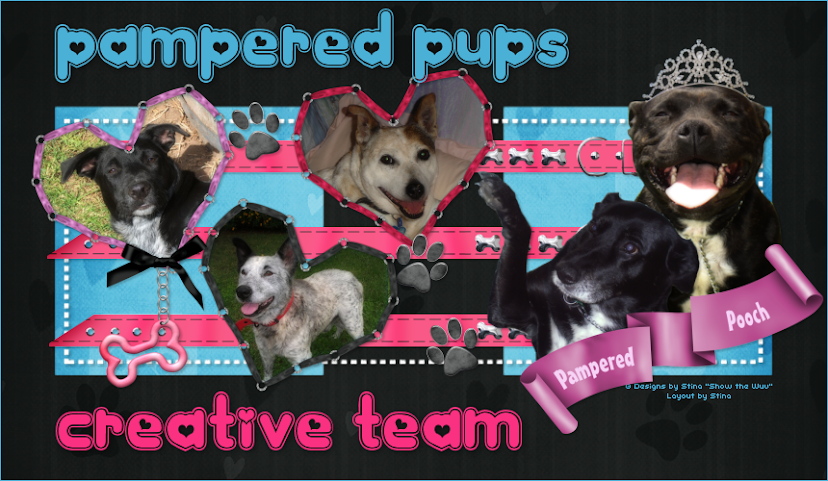 Pampered Pups Creative Team