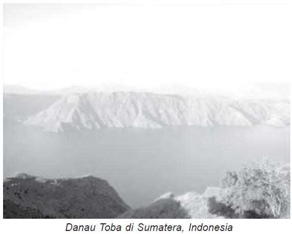 Danau Di Indonesia Terbesar - Danau Toba
