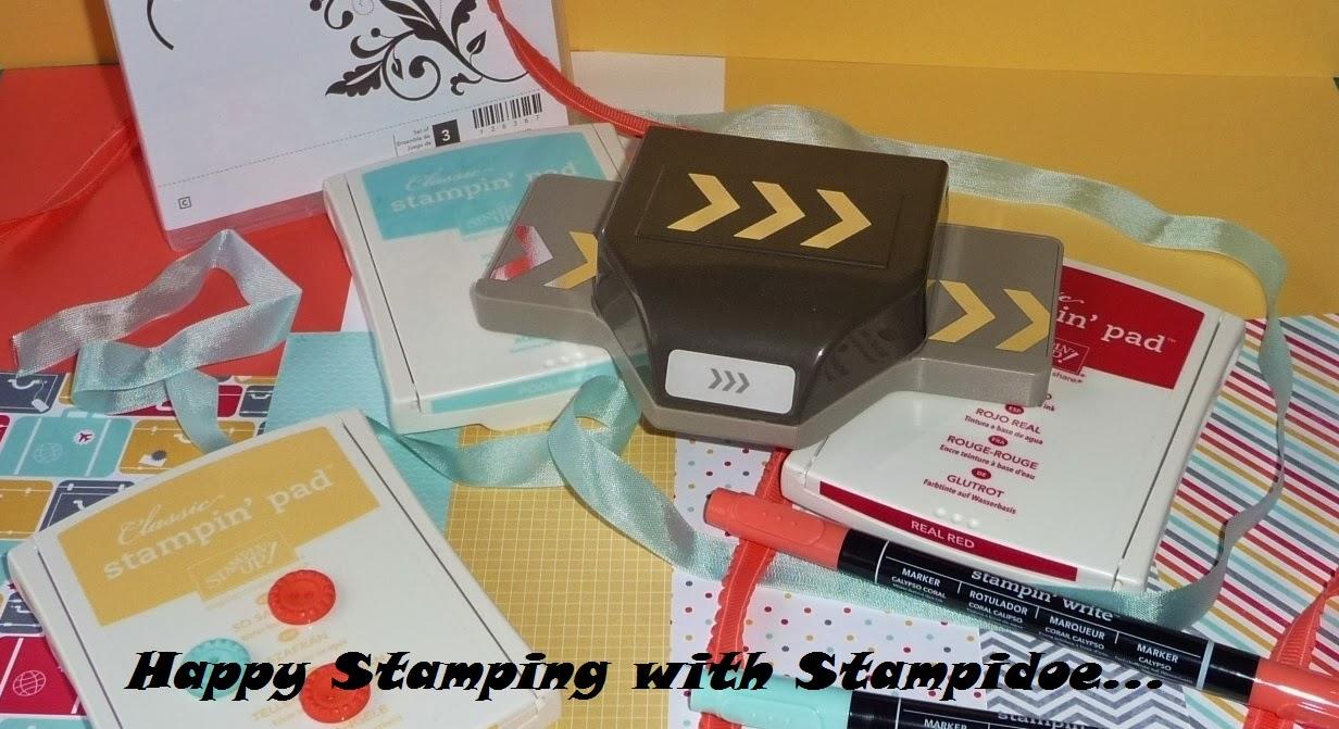 Hier vind je mijn Stampin Up blog.