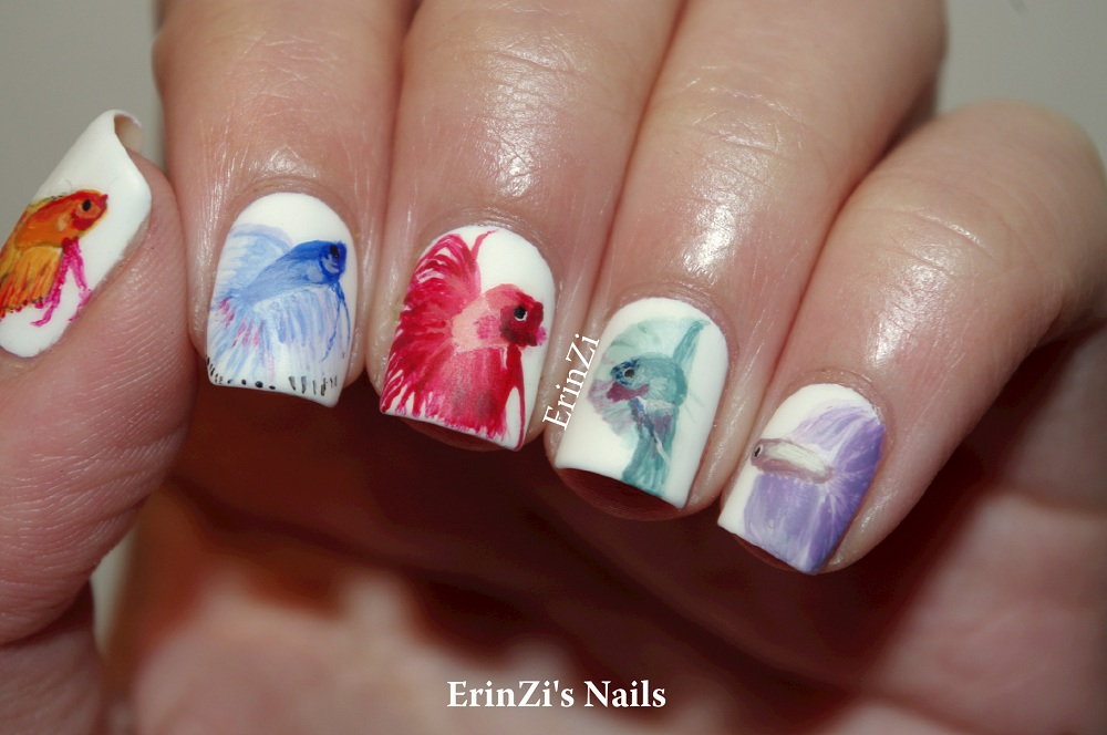 download this Fish Nails Aussie Monday Aug picture