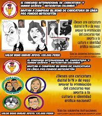 Jornada de caricatura en línea pro fondos Noticias de Cartoon Colombia 2020