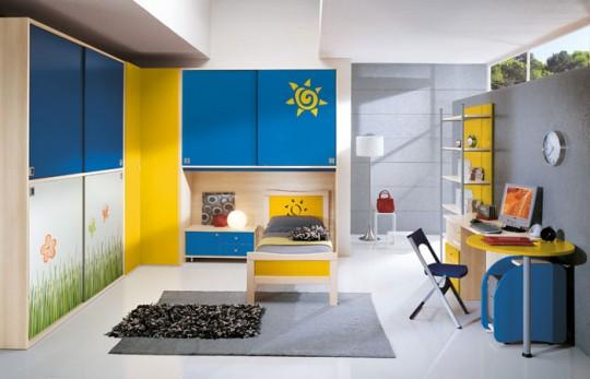 Decorating bedroom ideas for girl kids