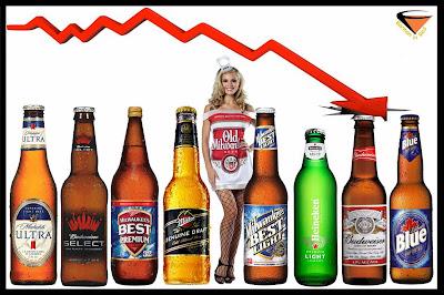 ventas cerveza