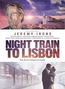 Night Train to Lisbon Poster