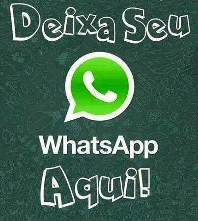 Vamos criar um grupo no WhatsApp