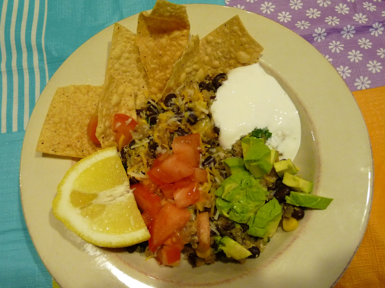 "Quinoa and Black Beans ""How to cook Quinoa"" - I Heart Nap Time"