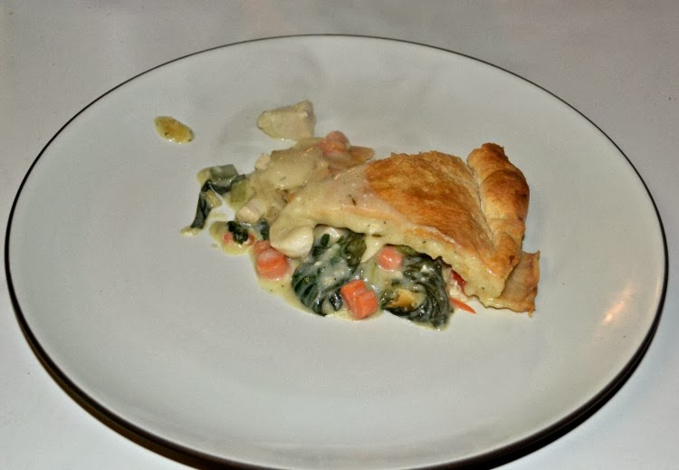 how to make pot pie crust without baking powder