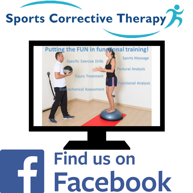 LIKE OUR PAGE AND BE IN WITH A CHANCE OF WINNING A FREE SPORTS MASSAGE