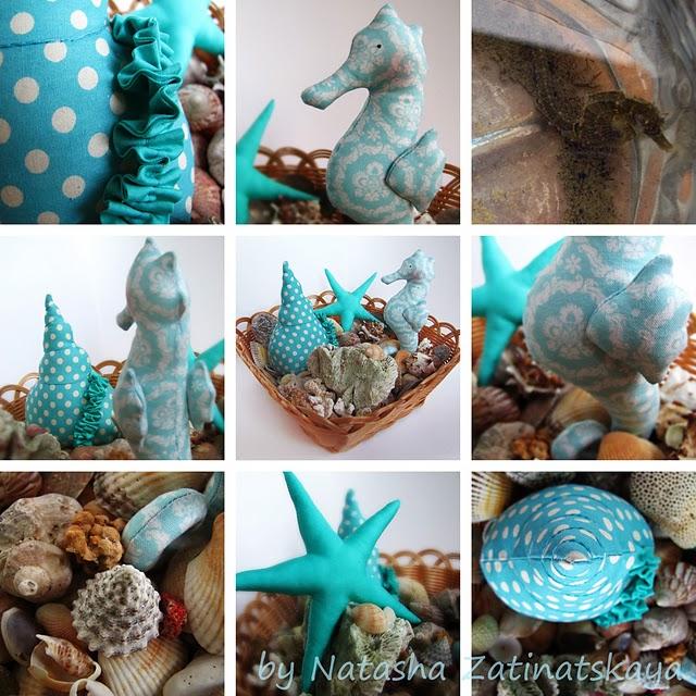 морские игрушки