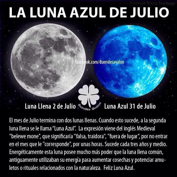 Ngeles amor ritual de la luna llena para la abundancia for En que luna estamos