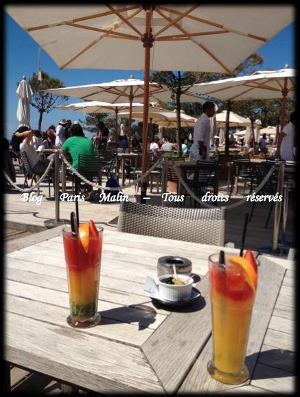 Bons plans paris et ailleurs la co o rniche pyla sur mer aquitaine - Restaurant dune du pyla ...