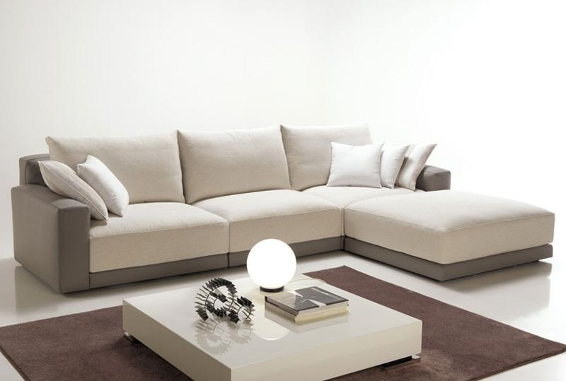 sof s para salas pequenas e grande On modelos de sofas para salas 2016