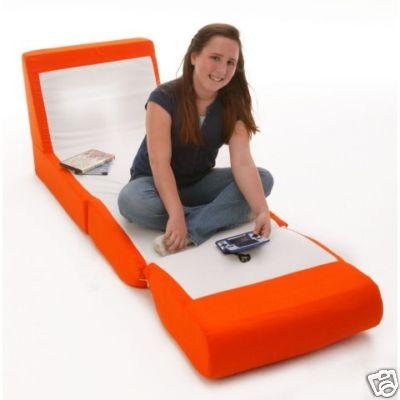 Teen Foam Sleeper Chair