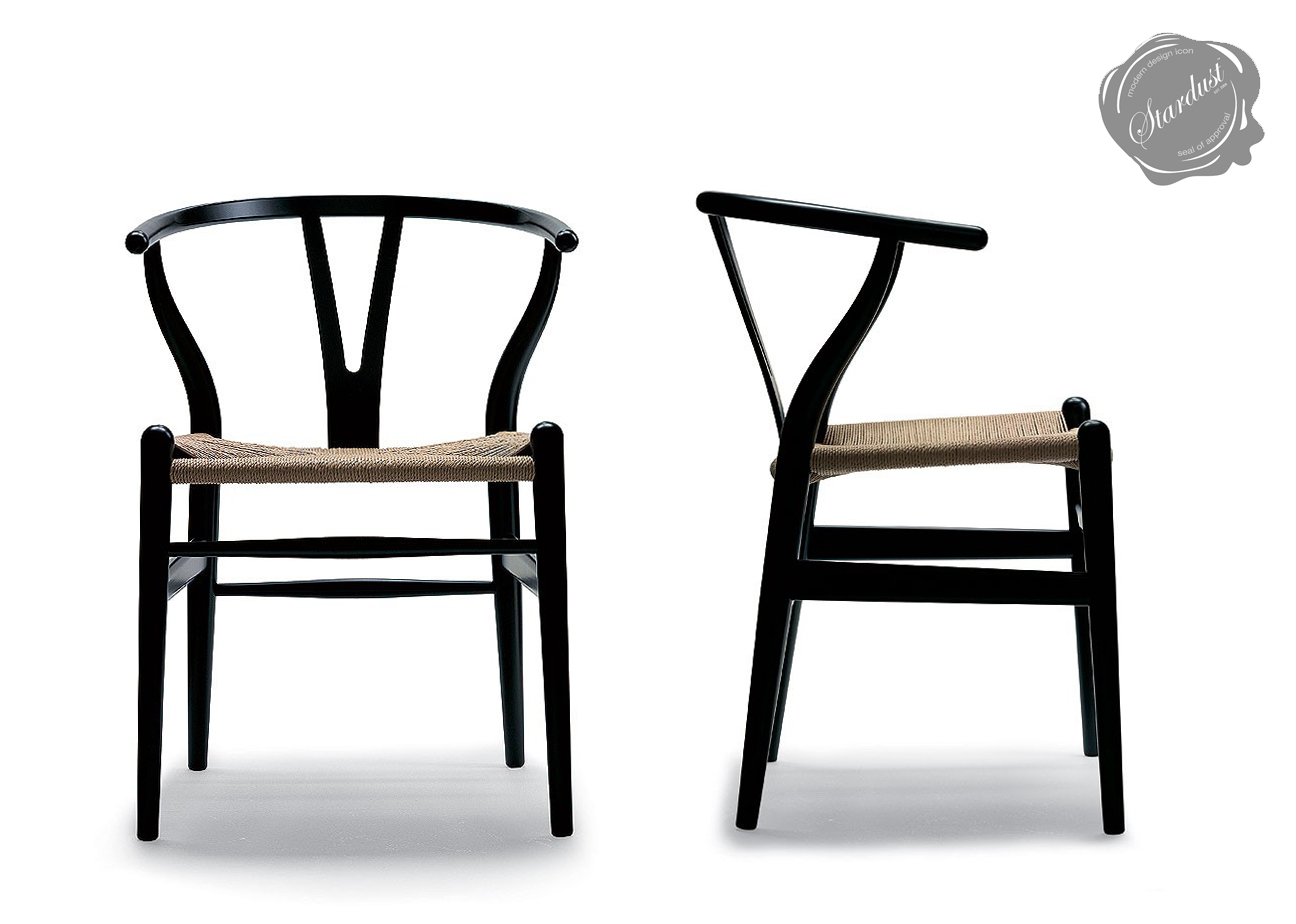 ch24 chairs by carl hansen son. Black Bedroom Furniture Sets. Home Design Ideas