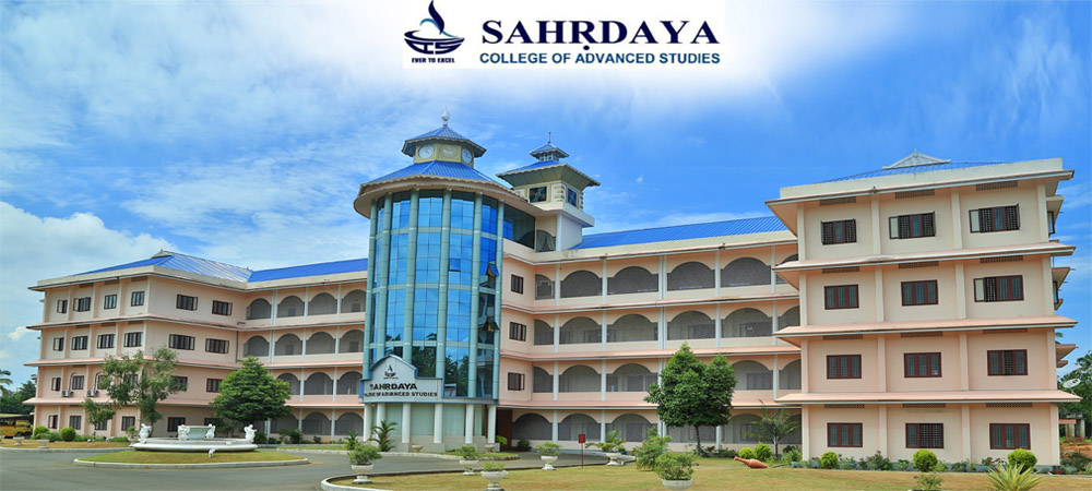 SAHRDAYA COLLEGE OF ADVANCED STUDIES FOR ARTS AND SCIENCE