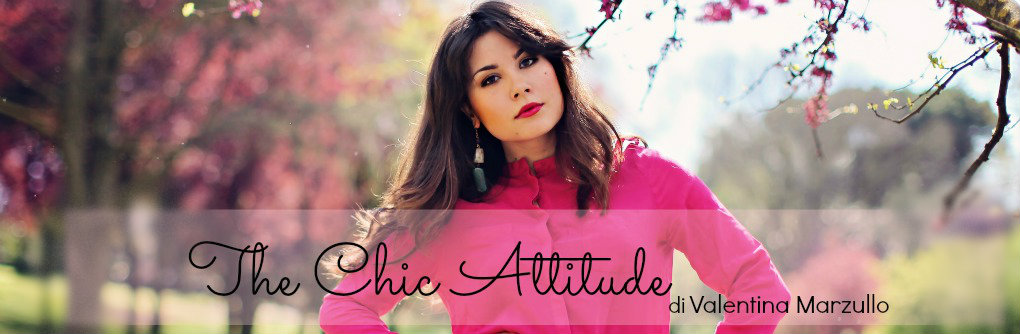 The Chic Attitude - Fashion Blogger