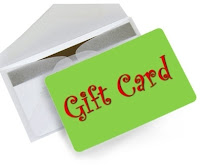Sigma Gift Card Giveaway 2012