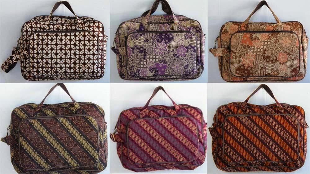 belanja tas laptop batik