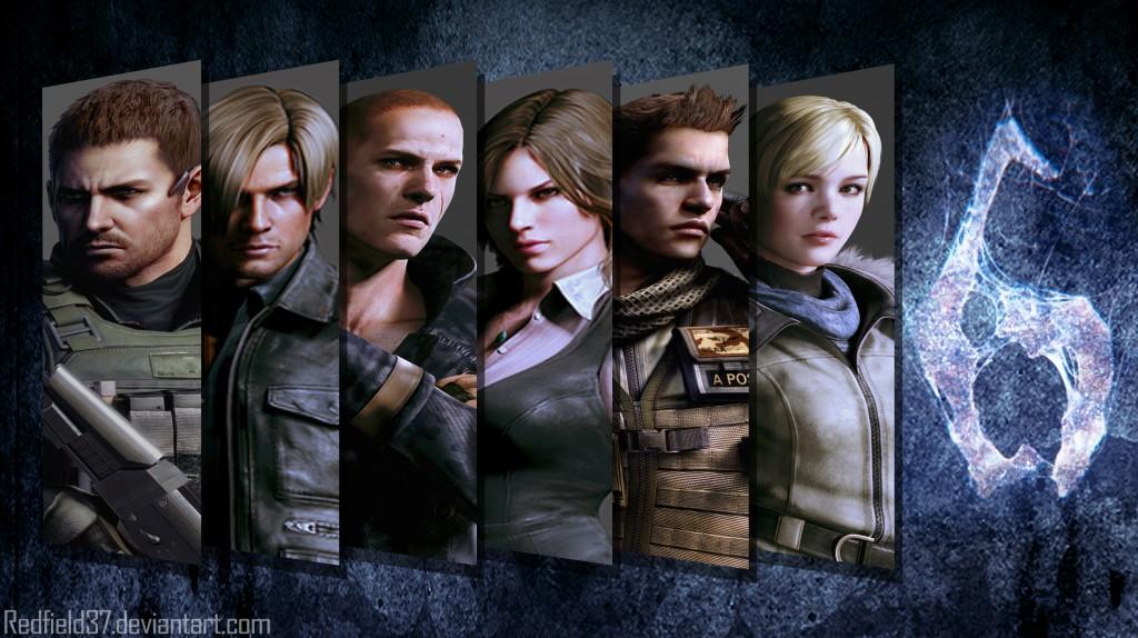 Resident Evil 6 Wallpapers