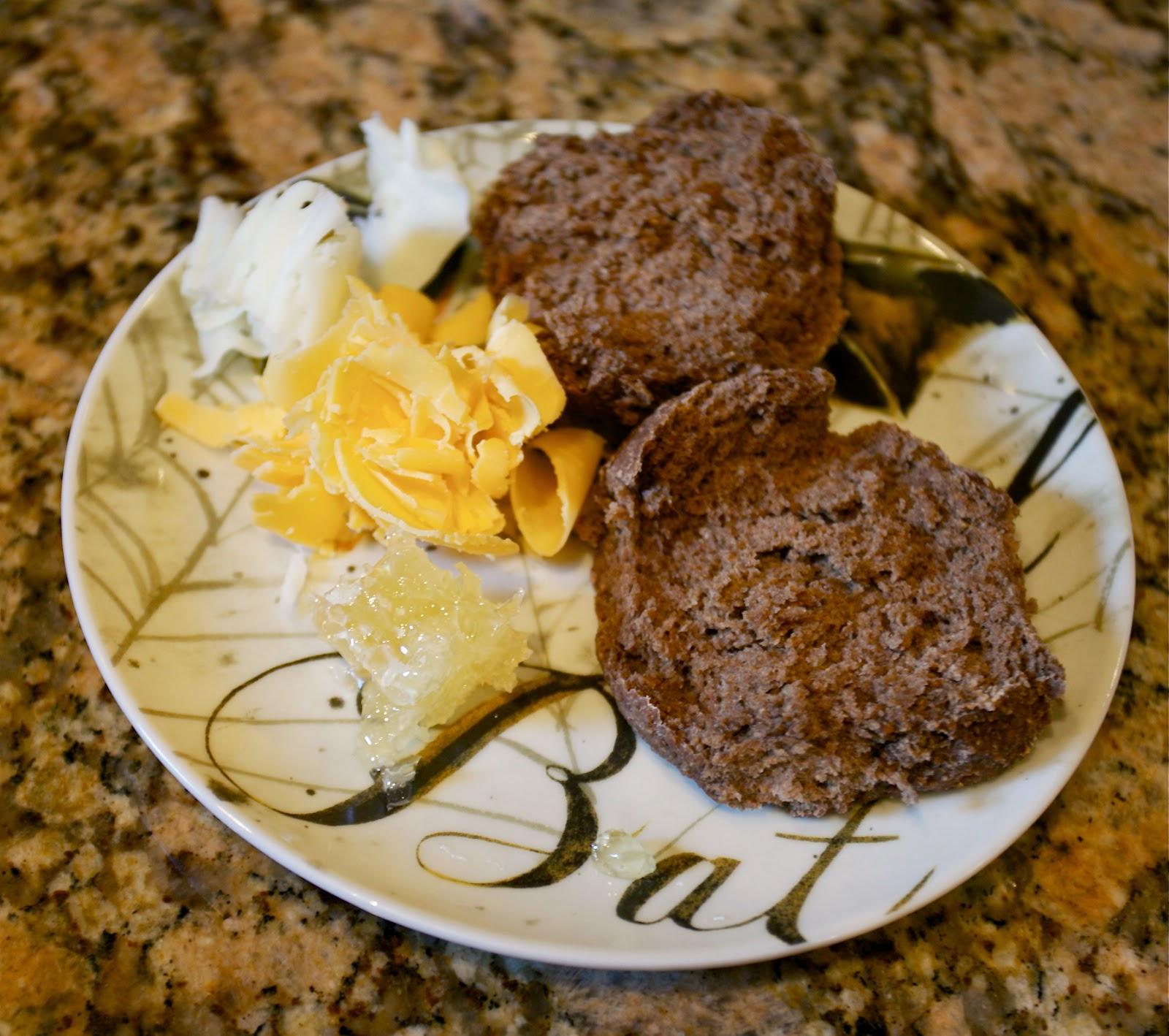 brown bread molasses rolls