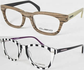 gafas graduadas Custo Opticalia colección 2014