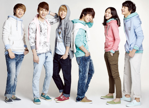 Noticias Pop Fotos Shinee Para Maypole
