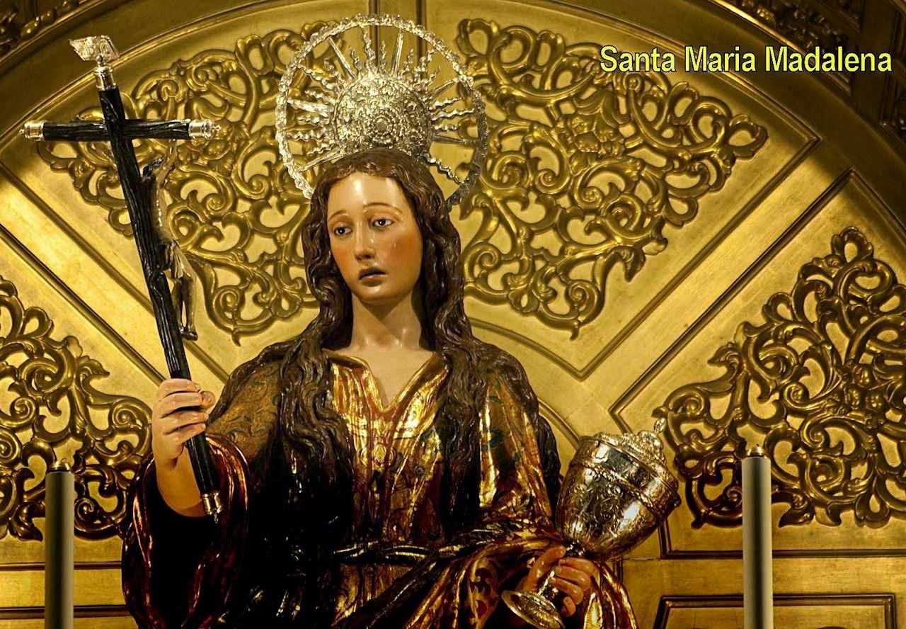 Santa Maria Madalena, Espanha